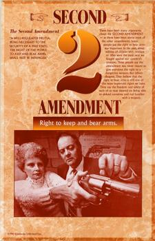 an analysis of the freedoms granted by the first amendment of the american bill of rights In securing civil rights: freedmen, the fourteenth amendment,  violations of bill of rights freedoms and interference  freedmen, the fourteenth amendment,.